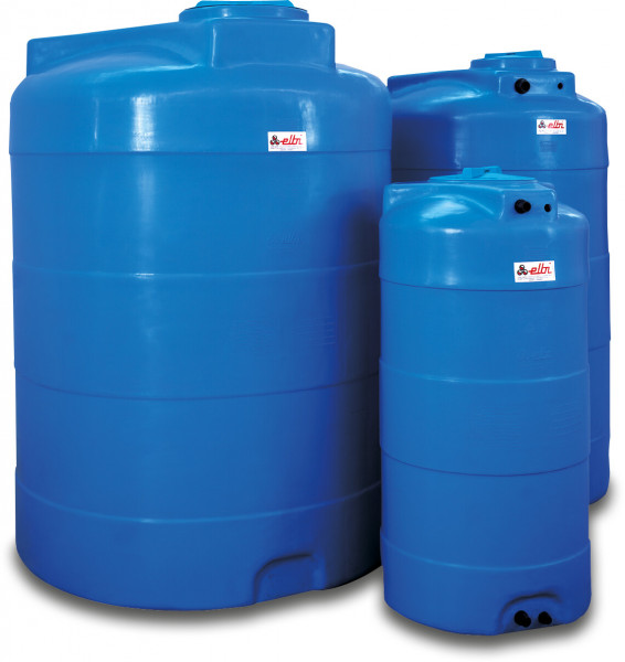 Liquid tanks, type CV vertical