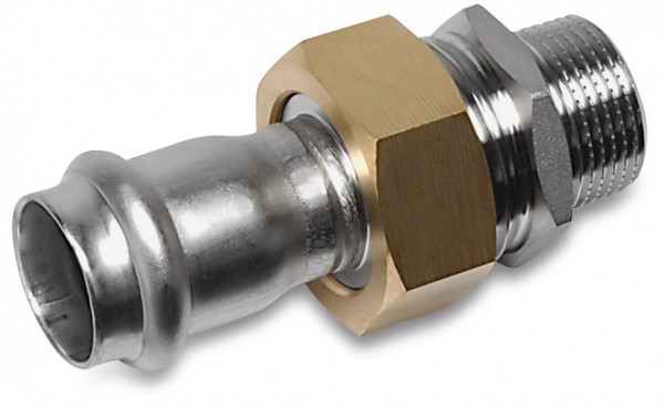 3/3 union adaptor coupler