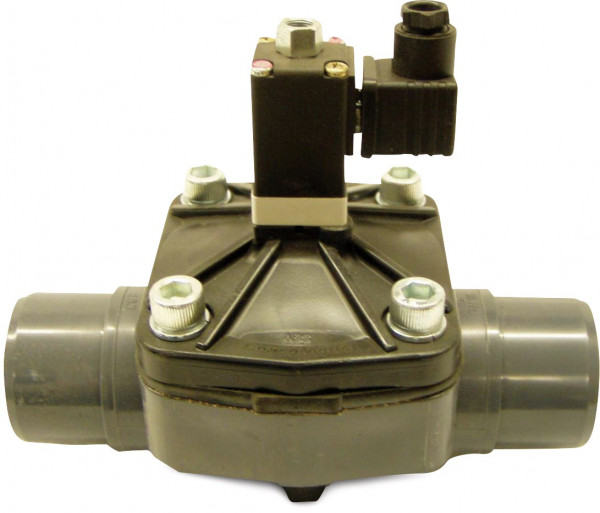 Electric diaphragm valve A55
