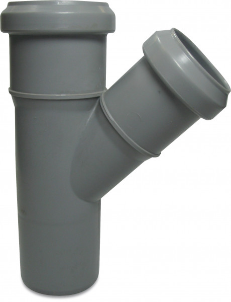 Ring seal drainage Reducer T-piece 45°