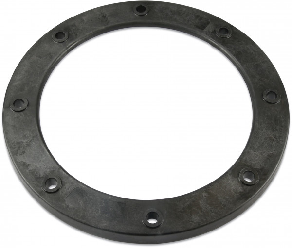 Filter cover flange dia 260x200mm